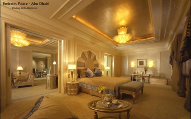 A Visit To Emirate Palace Dubai In United Arab Emirates
