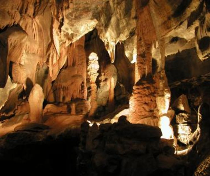 Image result for Mawsmai Caves: