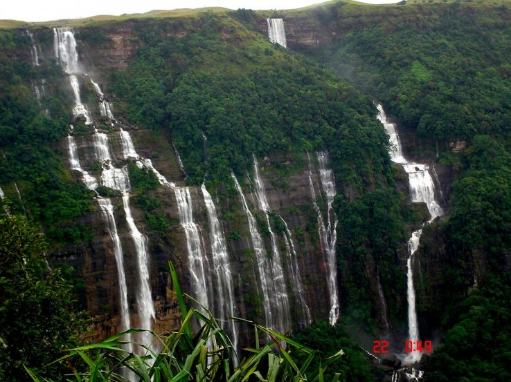 Seven Sisters Waterfall 2019 1 Top Things To Do In Gangtok Sikkim Reviews Best Time To