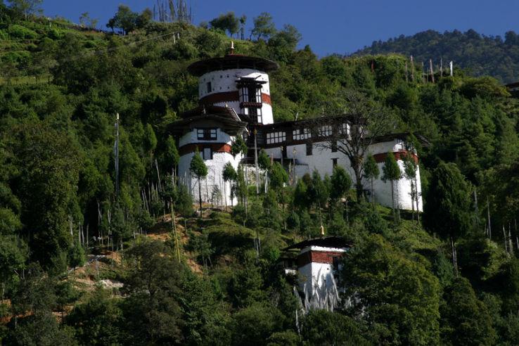 ผลการค้นหารูปภาพสำหรับ Trongsa Dzong & the Tower of Trongsa Museum