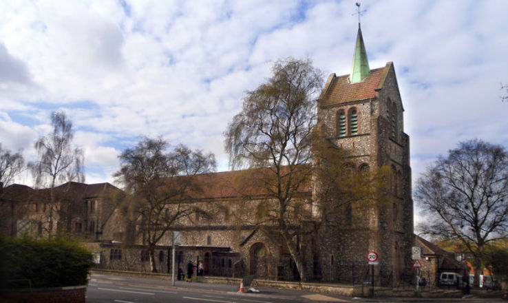 Greyfriars Church 2020, #4 top things to do in reading, england, reviews, best time to visit