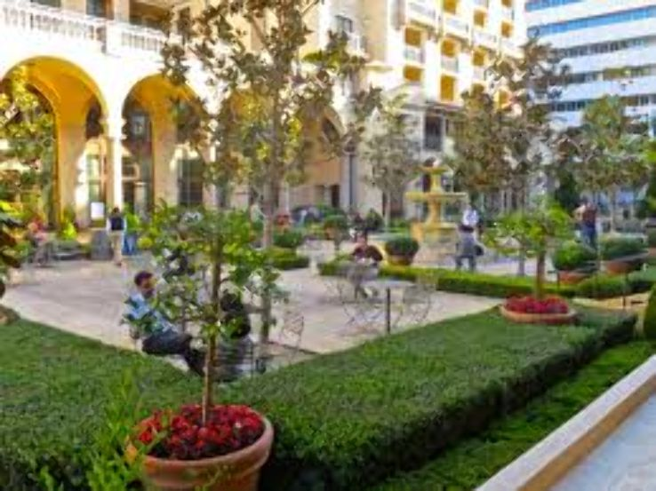 Beverly Canon Gardens in Beverly Hills, California United States Of ...