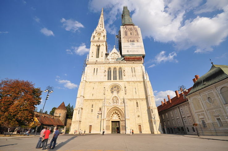 Zagreb Cathedral And Treasury 2021 1 Top Things To Do Reviews Best Time To Visit Photo Gallery Hellotravel Croatia