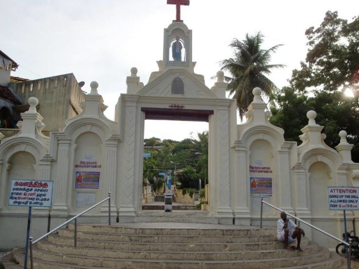 Image result for st thomas mount chennai