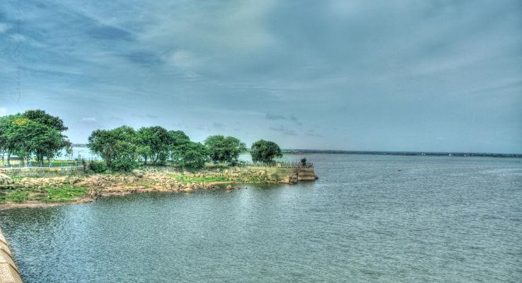 Image result for osman sagar lake