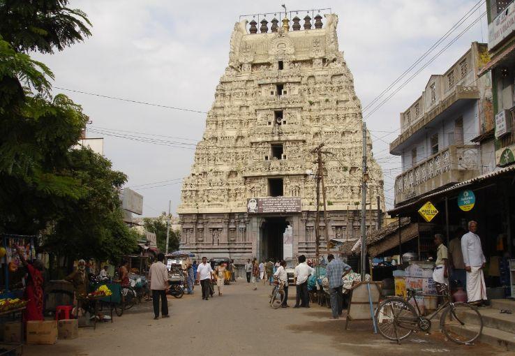 Kamakshiamman Temple 2019, #9 top things to do in dindigul