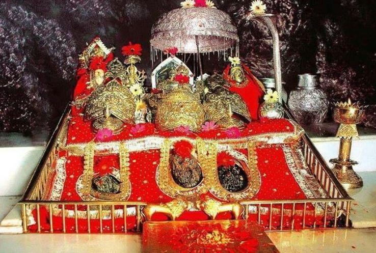 Vaishno Devi In Jammu And Kashmir Jammu And Kashmir India
