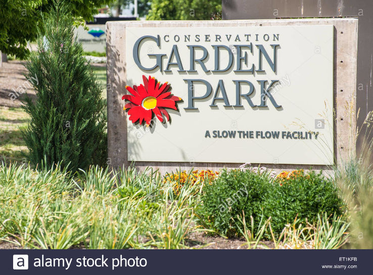 Conservation Garden Park in Sandy, Utah United States Of America ...